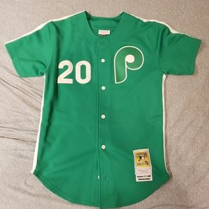 Mitchell and Ness Mike Schmidt Jersey